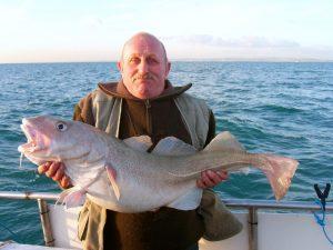 Sea fishing trips sussex charter fishing she likes it ii for Deep sea fishing trips near me