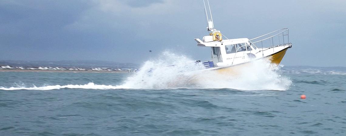 Boat Trips - Shoreham Brighton