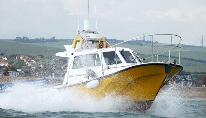 boat trips from shoreham