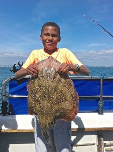 Reef and Ground Fishing