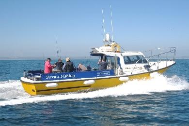 She Likes It II - Fishing Boat